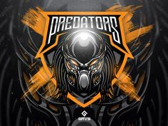 Predators Esport designed by Febryan Satria. Connect with them on Dribbble; the global community for designers and creative professionals. Team Logo Design, Logo Desing, Mascot Design, Sport Design, Game Design, Icon Design, Logo E Sports, Spartan Logo, Esports Logo