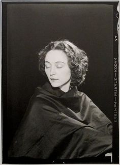Nusch Éluard portrait 1920´s  by Man Ray,