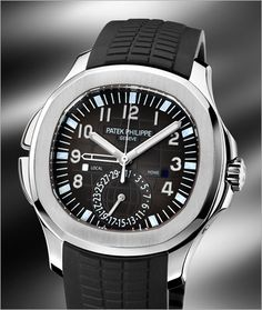 PATEK PHILIPPE SA - Aquanaut Ref. 5164A-001 Acciaio /// Founded in 1842, GOBBI is an official retail store for refined jewelleries and luxury watches such as Patek Philippe in Milan. Check the website : http://www.gobbi1842.it/?lang=en