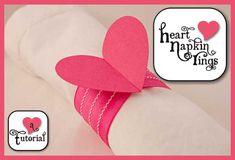HeartNapkinRingTutorial