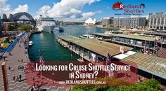 Looking for cruise shuttle service Sydney? Get you to and from your cruise ship with Redland`s Cruise shuttle service! We're the preferred Sydney`s cruise transportation service. #CruiseShuttleSydney http://bit.ly/1NfpLEV