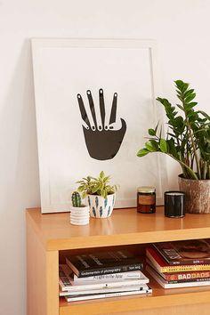 Joni Majer 1 Art Print | Urban Outfitters