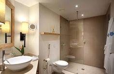 dhk thinkspace Seychelles Resorts, Seychelles Islands, Toilet, Mirror, Bmw Cars, Furniture, Architects, Africa, Home Decor