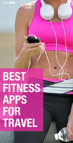 Best fitness apps to use while on vacation!