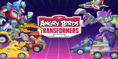 Angry Birds Transformers, ¿Eres un Autobot o Decepticon? | Friki Aps