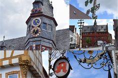 Mittelalterliches Rathaus in Ochsenfurt  ... #mittelalter #rathaus #ochsenfurt #franken #main