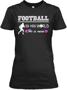 Limited Edition - Proud Football Moms