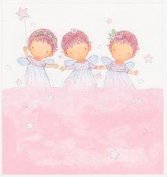 Annabel Spenceley - Fairy Trio