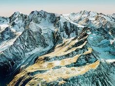 Hacking Google Earth to Create Stunning Mountain Shots