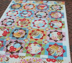 Hyacinth Quilt Designs: finished quilts
