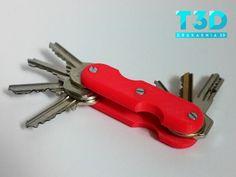 Breloczek scyzoryk, organizer do kluczy na prezent