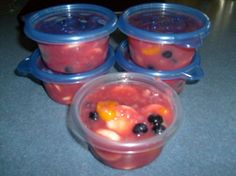 Frozen Fruit Cups Recipe - Food.com