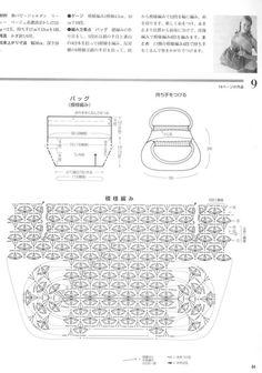 summer crochet bag pattern