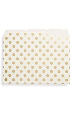 Free shipping and returns on kate spade new york file folders (set of 6) e0bd2d43afcd