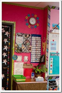 Schedule (with hall passes, lunch menu, how we go home, etc) - How I will use in my classroom!
