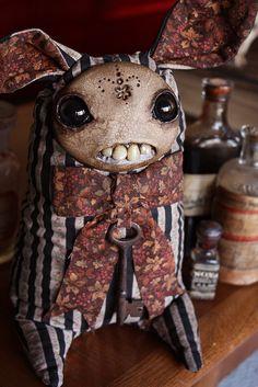 Oh Dear! - check out this 'Darkly Disturbing' site by  'Katzenliebchen ...' nearer to Halloween  if you dare ...  http://pinterest.com/eisliebling/darkly-disturbing/ #amandalouisespayd
