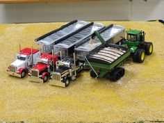 Model Farm Monday Week 173   Customs & Display Journals ®   Toy Talk   The Toy Tractor Times Online Magazine