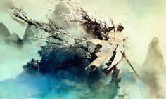 Môn phái: Tàng Kiếm - Game: VLTK 3D - Artist: 伊吹五月 (Ibuki Satsuki) | Periacon Anso