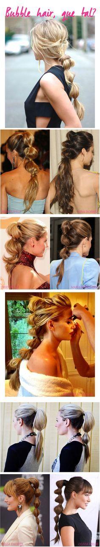 Beleza de Carnaval: Ideia de penteado super fácil e muito charmoso! - Fashionismo