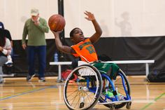 https://flic.kr/p/GoJWHa | Jr. Pacers Wheelchair Basketball Home Tournament @ Mary Free Bed YMCA - Nov 4, 2017