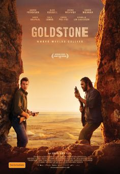 'Goldstone' movie poster
