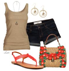 .In Moda For Me: Moda para verano . #summer fashion #womens fashion