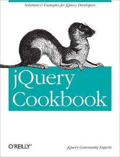 jQuery Cookbook - Solutions & Examples for jQuery Developers [eBook]