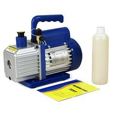 Zeny® Single-Stage 3,5CFM 5 Pa Rotary Vane Vacuum Pump 3 CFM 1/4HP HVAC Air tool R410a R134, blue (#01) Zeny http://www.amazon.com/dp/B012CFTYX4/ref=cm_sw_r_pi_dp_rObuwb1CKDS98