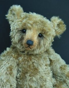 www.masterbearcrafters.ning.com // Photo via facebook....a Beautiful Teddy !