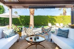 Entire home/apt in Palm Springs, United States. Designer owned compound that feels like your home away from home! Sway in a hammock strung between 2 perfectly positioned trees. Lounge by a soothi...