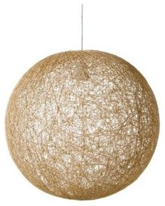 Spun Ball Pendant 50cm | Freedom™ furniture and homewares
