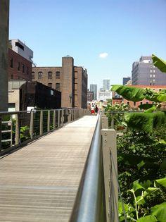 The Highline w. 20's