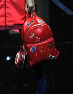 Anya Hindmarch stickers: Design it yourself accessories