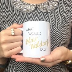 i would start drinking coffee if someone bought me this!!