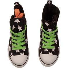Molo Zapp Black Star Sneakers