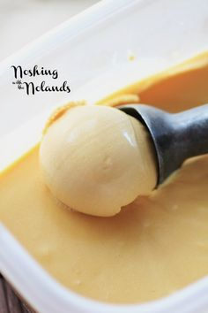 Salted Caramel Ice Cream by Noshing With The Nolands