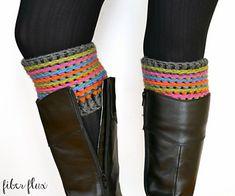 Free Crochet Pattern For Boot Cuffs Fiber Flux Free Crochet Patterncelebration Boot Cuffs Free Crochet Pattern For Boot Cuffs Free Crochet Boot Cuffs Pattern Myloveforcreativity. Free Crochet Pattern For Boot Cuffs Free Crochet Boot Cuff Pa. Crochet Boots, Crochet Slippers, Knit Or Crochet, Crochet Clothes, Free Crochet, Crochet Scarves, Crochet Boot Cuff Pattern, Crochet Patterns, Crochet Ideas