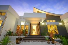 Home Exterior Design,Exterior Design: Contemporary House Exteriors