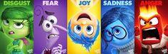 Doll Joy Disney Pixar Inside Out | Intensa-Mente (titulada en inglés Inside Out) llegará a la gran ...