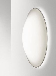 """Illuminating Experiences Nemo Series Oval Wall and Ceiling Light.   15 3/4"""" x 5""""H."""