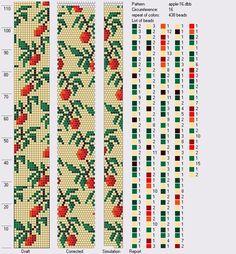 Схемы на 16 бисерин