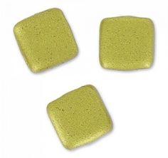 Nouveau coloris de Tile Beads en verre pressé de grande qualité : Aztec Gold Mat. Perle carrée plate à 2 trous parallèles. Perles 2 trous faisant partie de la gamme Czechmates. Toutes les perles de cette gamme sont compatibles entre elles. A partir de 4,36€ >>> http://www.perlesandco.com/Tile_beads_6_mm_Aztec_Gold_Mat_x50-p-75321.html