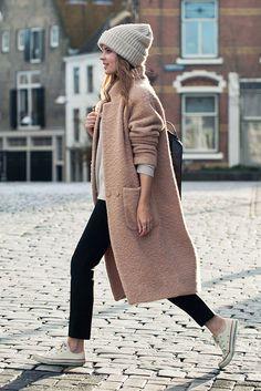 30 Stylish Ways To Wear A Camel Coat   Be Daze Live