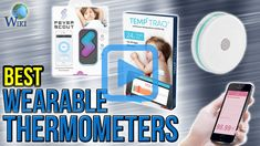 Top 6 Wearable Thermometers of 2017 | Video Review