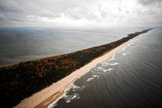 Morze Bałtyckie, Półwysep Helski, Poland