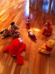 Spin the Bottle-- Pooh Bear pucker up!