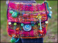 pas de nuages et Tricicolor : j'adore ce sac !