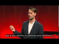 Tristram Stuart El escándalo del desperdicio mundial de comida - YouTube