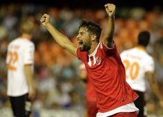 5ª jornada Liga BBVA. Valencia 3-1 Sevilla FC