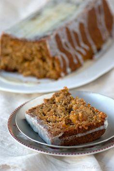 Mimi's Fairy Cakes: Süßkartoffel Ananas Kuchen mit Ingwernote